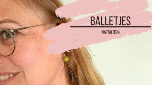 academie balletjes voorbeeld